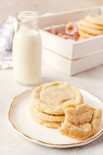 Brown Butter Chai Sugar Cookies Image
