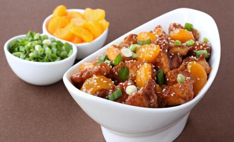 Mandarin Orange Chicken Recipe