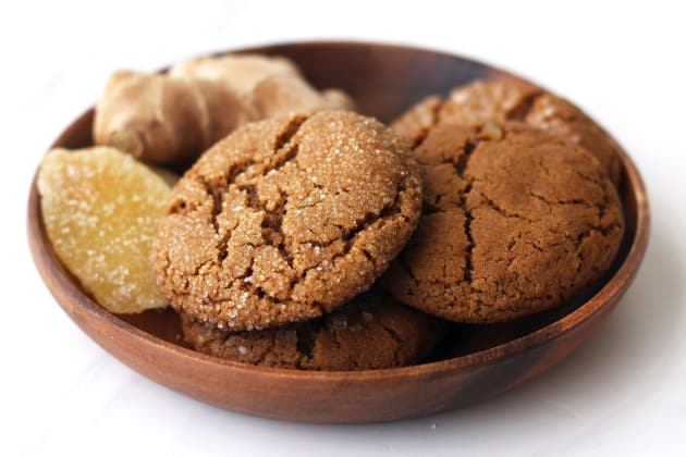 File 2 Triple Ginger Cookies