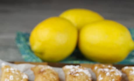Fried Lemon Hand Pies Picture