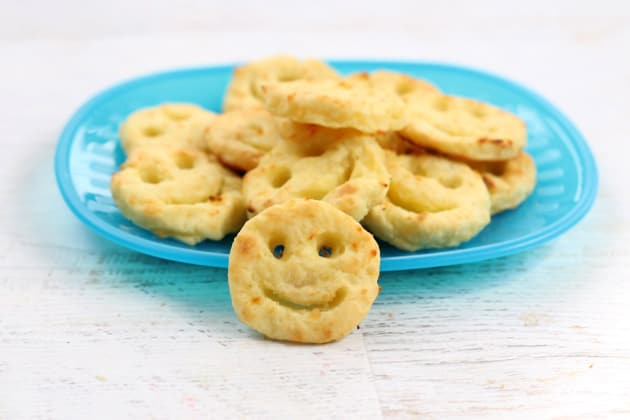 Smiley Fries Photo