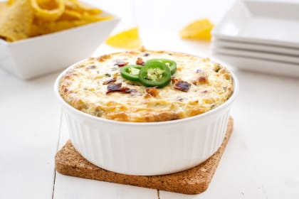 Jalapeño Cream Cheese Dip