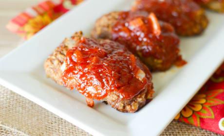 Gluten Free Mini Meatloaf Recipe
