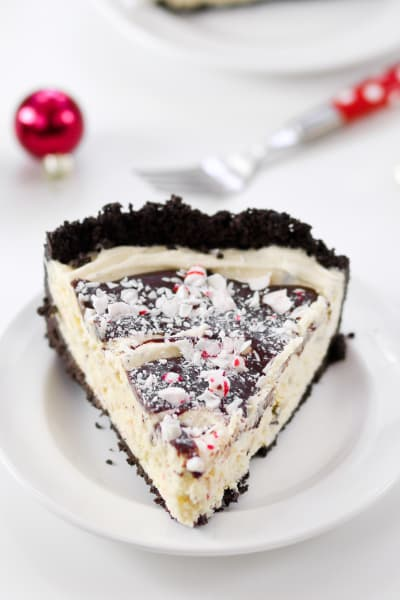 Peppermint Bark Silk Pie Picture