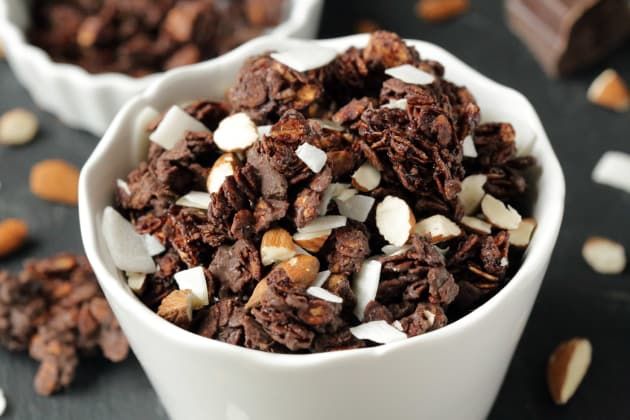 Gluten Free Almond Joy Granola Photo