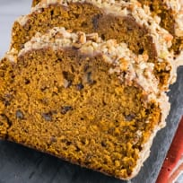 Pumpkin Pecan Bread Recipe