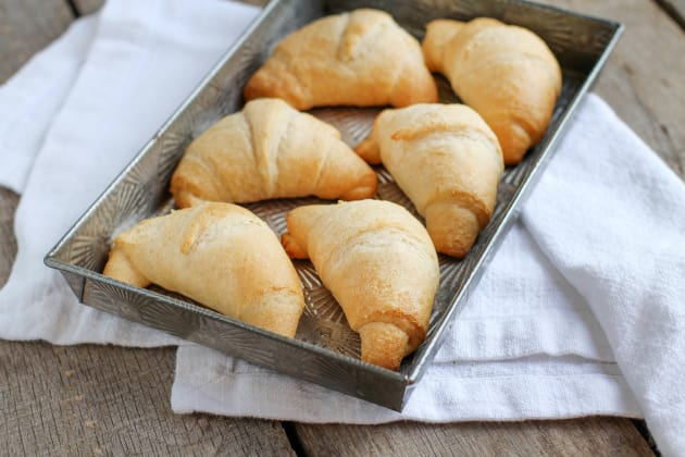 Vegan Croissants Photo