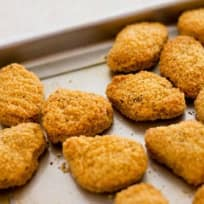 Air Fried, Bit-Sized Tender Chicken Nuggets