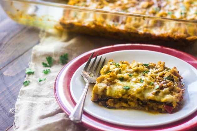 Low Carb Lasagna Photo