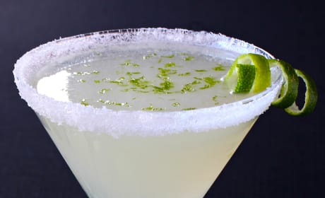 Lime Drop Martini Image