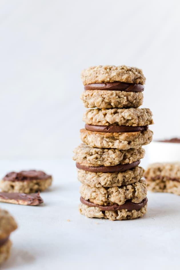 Oatmeal Sandwich Cookies Pic