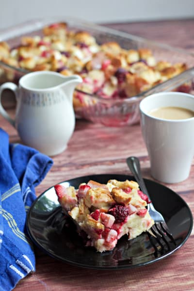 Overnight Berry French Toast Picture