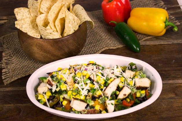 Chipotle Burrito Bowl Image