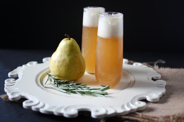Pear Vodka Photo