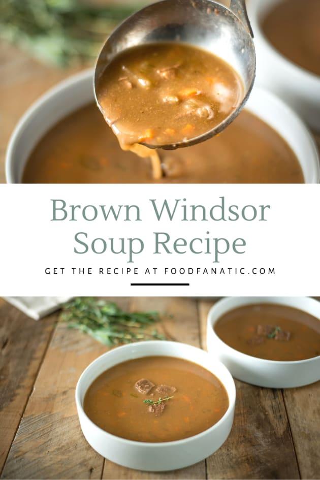 Brown Windsor Soup Recipe Photo