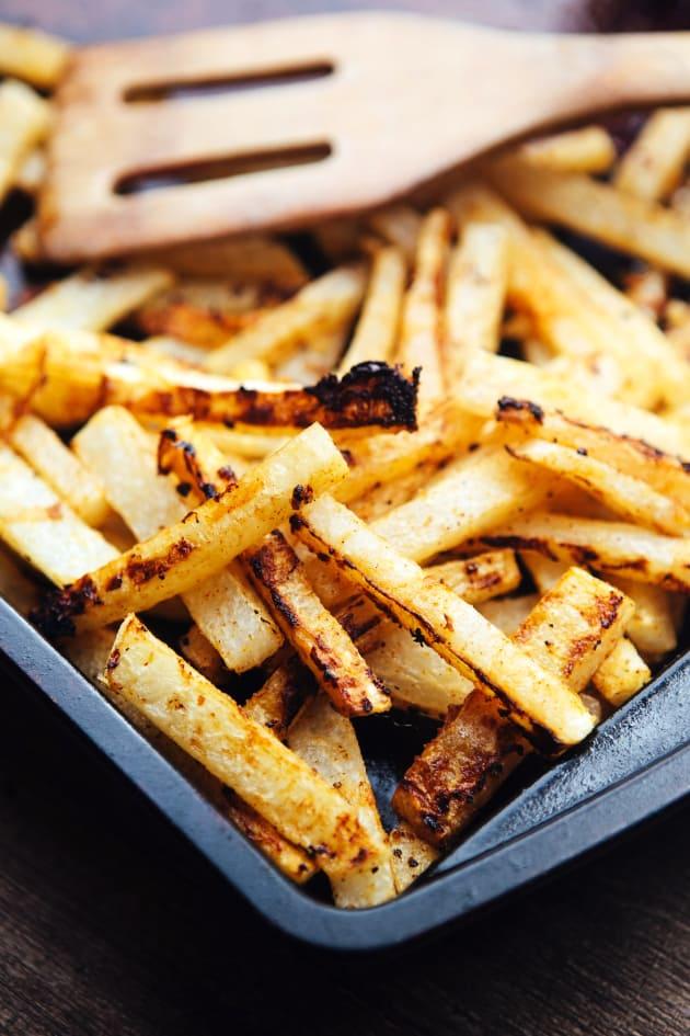 Jicama Fries Picture