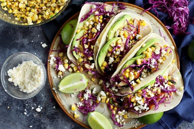 Chicken Avocado Tacos Image
