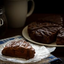 Double Chocolate Scones Recipe