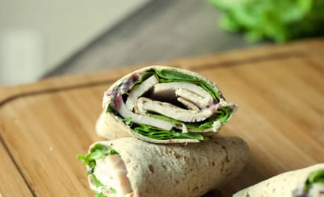 Spicy Turkey Wrap Recipe