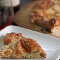 Homemade Cheese Pizza Recipe