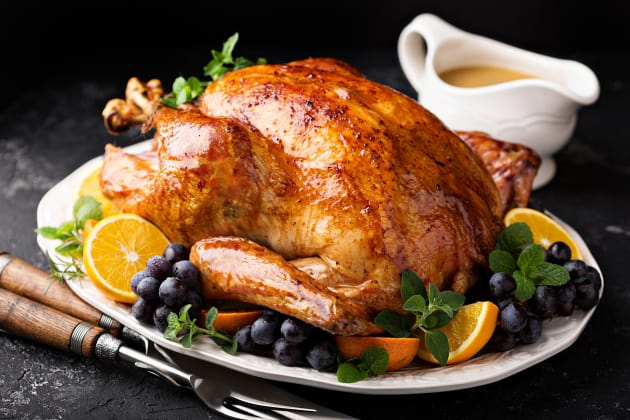 Roasted Turkey Photo