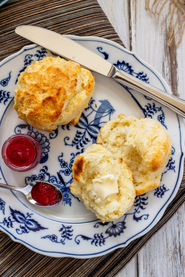 Drop Biscuits Pic