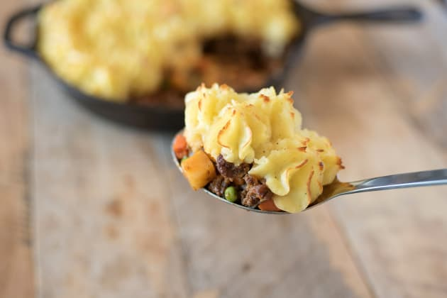 Traditional Shepherd's Pie Picture