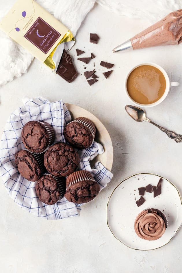Brownie Muffins Pic