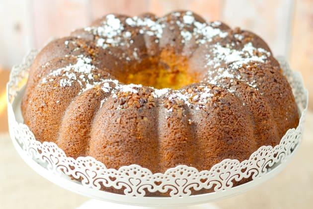 Gluten Free Pumpkin Pie Cake Photo