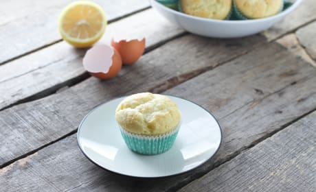 Lemon Ricotta Muffins Picture
