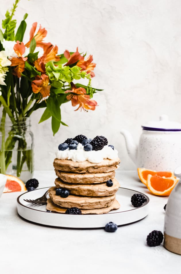 Carrot Cake Pancakes Picture