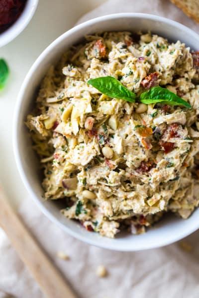 Chicken Salad with Greek Yogurt Picture