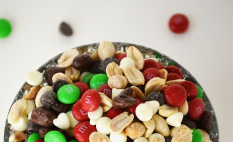 Holiday Trail Mix Picture