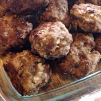 Gluten Free Teriyaki Meatballs Recipe