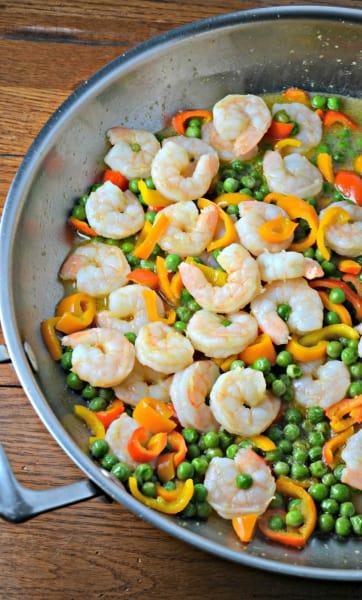 Shrimp Pasta Picture