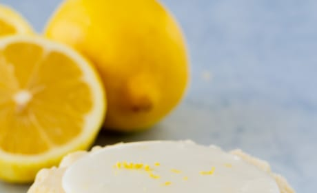 Lemon Sugar Cookies Image