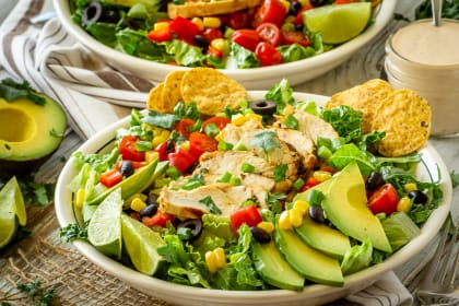 Chicken Taco Salad