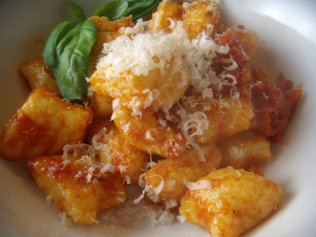 Potato Gnocchi Photo