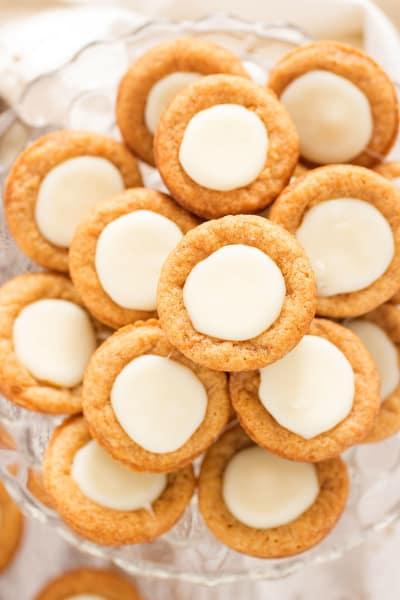 White Chocolate Fudge Puddles Pic
