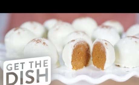 How to Make Perfect Pumpkin Pie Truffles