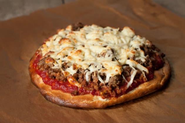 Paleo Pizza Crust Photo