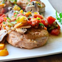 Skillet Pork Chops Recipe