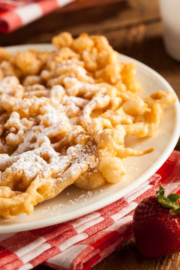 Funnel Cake Pic