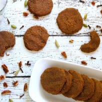 Gluten Free Spiced Pecan Cookies Recipe