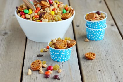 Homemade Trail Mix: Peanut Buttery Goodness to the Extreme
