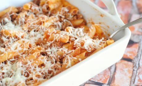 Italian Sausage Penne Picture