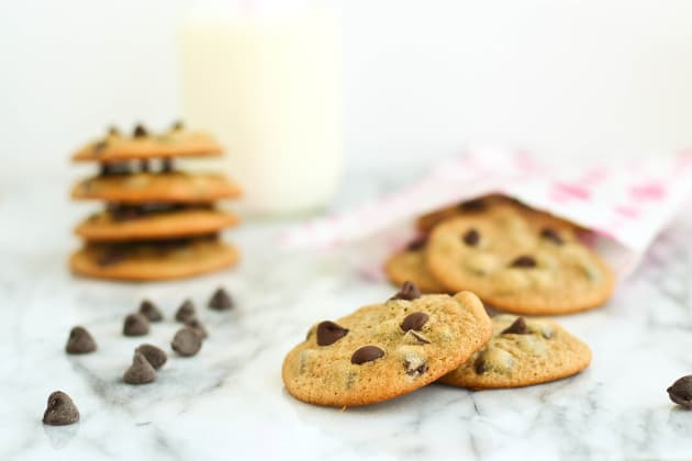 Malted Chocolate Chip Cookies Image