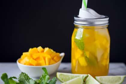 Sweet Mango Green Tea