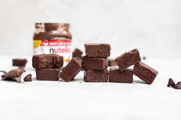 Nutella Fudge Photo