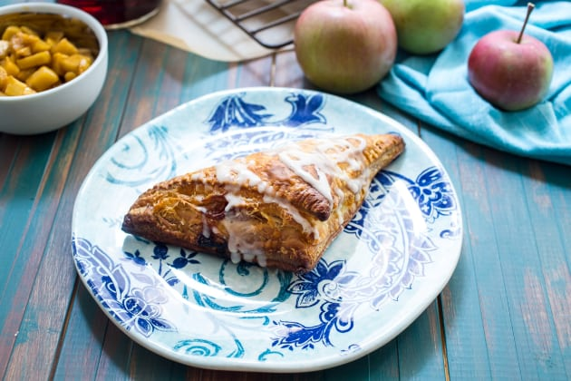 Rum Spiked Apple Turnovers Pic